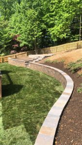 knoxville tn retaining wall