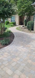 knoxville driveway and walkway