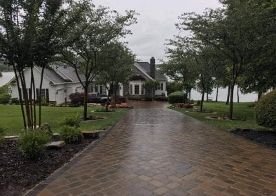 paved driveway in knoxville