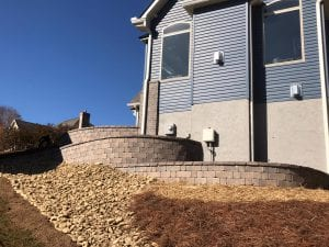 retaining wall in knoxville