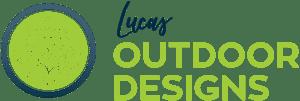 lucas outdoor design logo