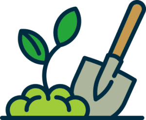 plant installation icon
